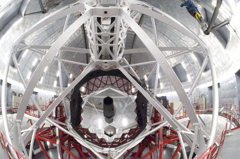 Спросите Итана: почему бы нам не сделать телескоп без зеркал или линз? - 11