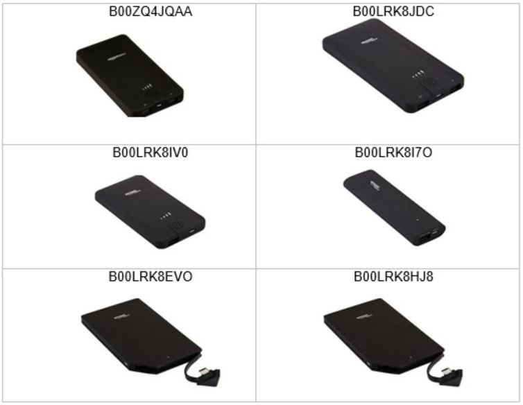 Amazon отзывает мобильные аккумуляторы AmazonBasics из-за риска возгорания