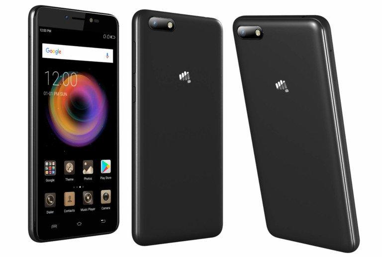 Micromax Bharat 5 Pro — 125-долларовый смартфон с аккумулятором ёмкостью 5000 мА·ч и поддержкой технологии распознавания лиц - 1