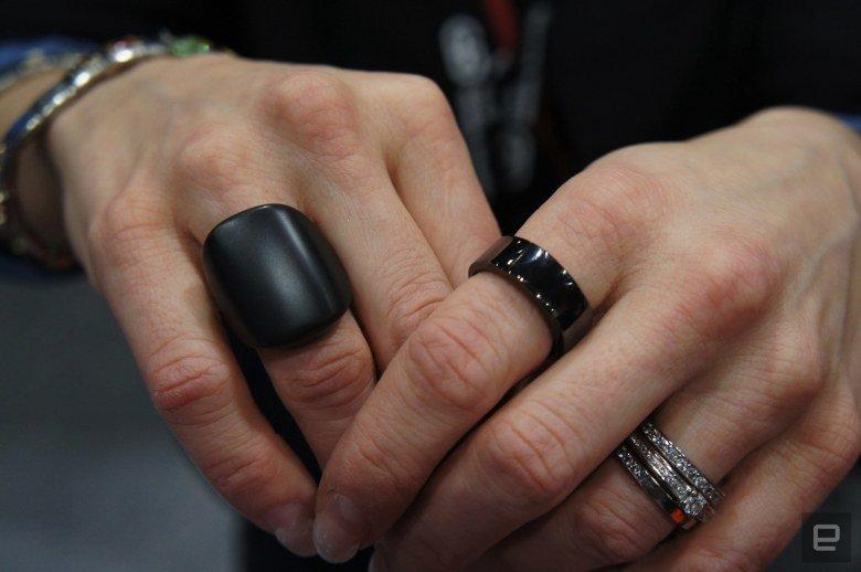 Oura Ring — трекер активности в форме кольца, сделанный из титана и не потерявший датчика ЧСС - 1