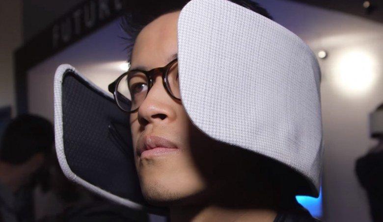 Panasonic Wear Space — решение для тех, кто работает в общественных местах. Или для интровертов - 1