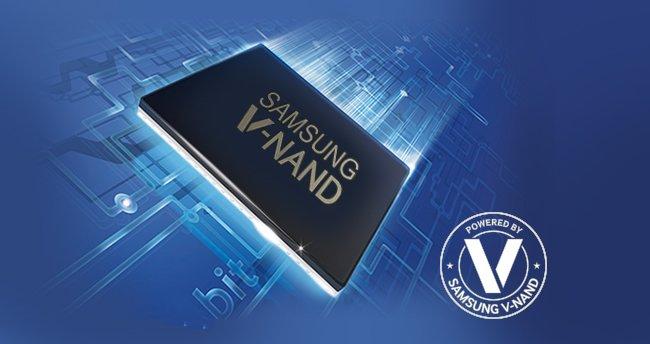 Samsun строит новую линию по производству флэш-памяти V-NAND
