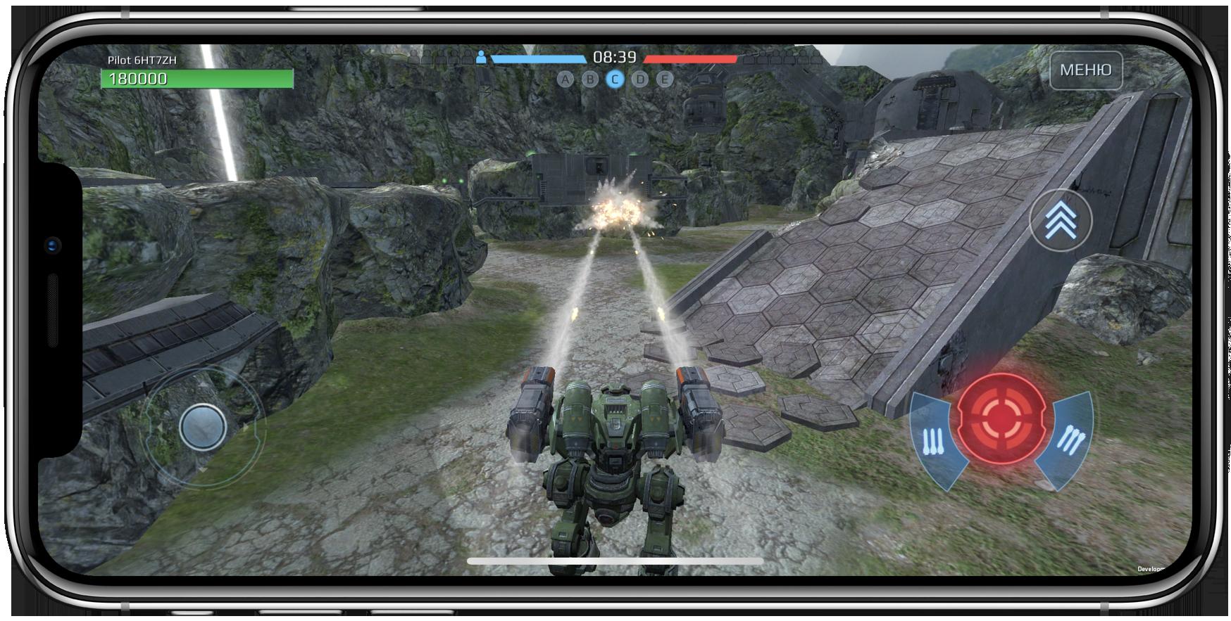 Как адаптировать игру на Unity под iPhone X к апрелю - 10