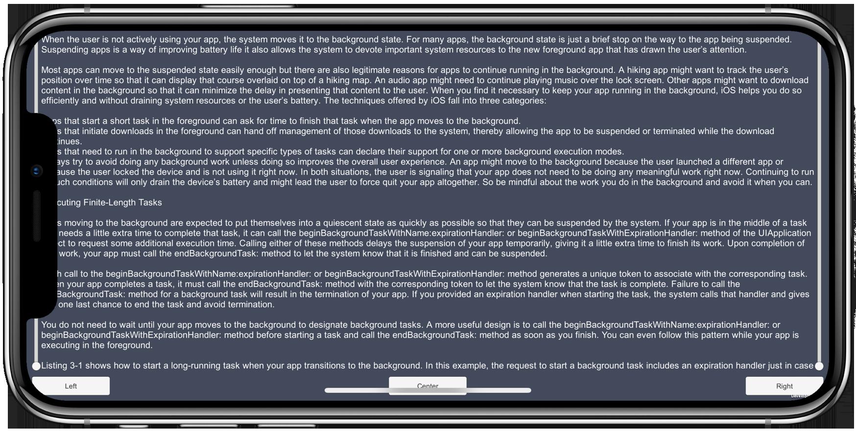 Как адаптировать игру на Unity под iPhone X к апрелю - 2