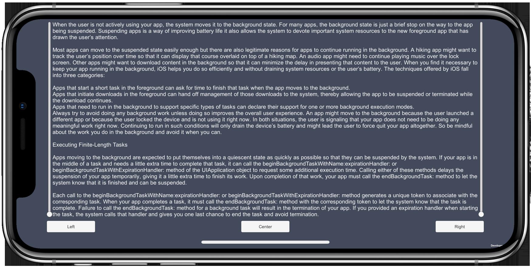Как адаптировать игру на Unity под iPhone X к апрелю - 4