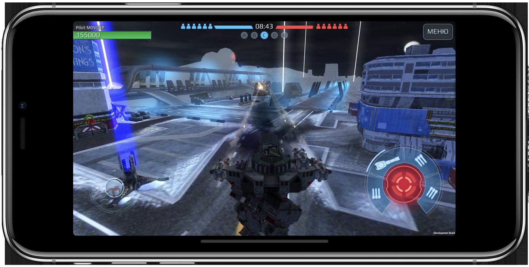 Как адаптировать игру на Unity под iPhone X к апрелю - 6