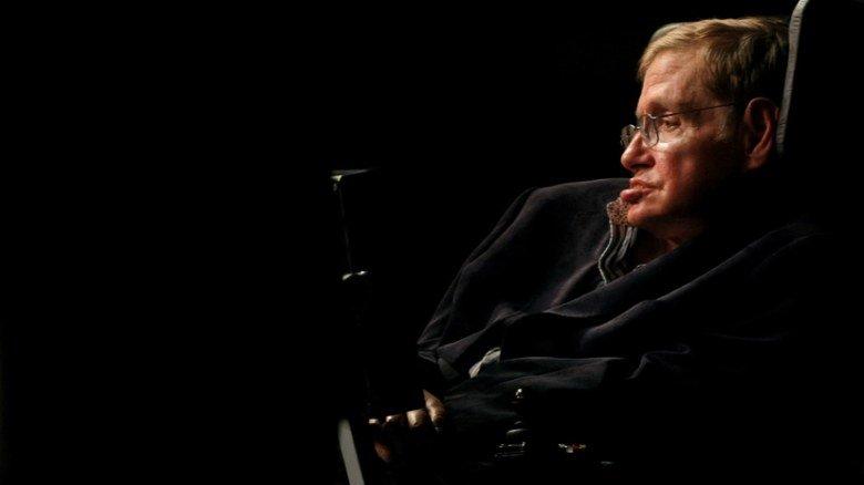 На 77 году жизни скончался Стивен Хокинг - 1