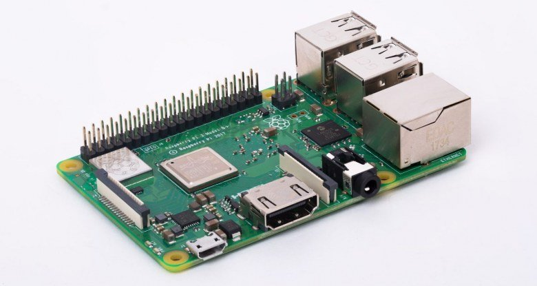 Одноплатный ПК Raspberry Pi 3 Model B+ получил новую платформу и поддержку беспроводных сетей - 1