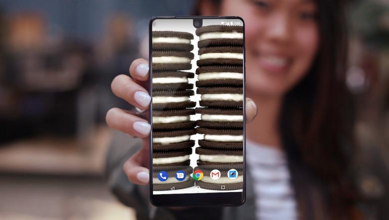 Смартфоны Essential Phone, наконец, обновили до Android Oreo