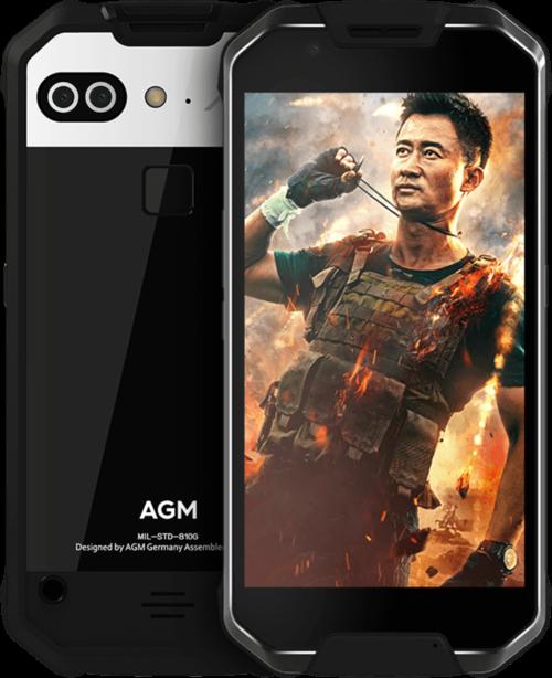 Стали известны характеристики AGM X3 — самого производительного защищенного смартфона