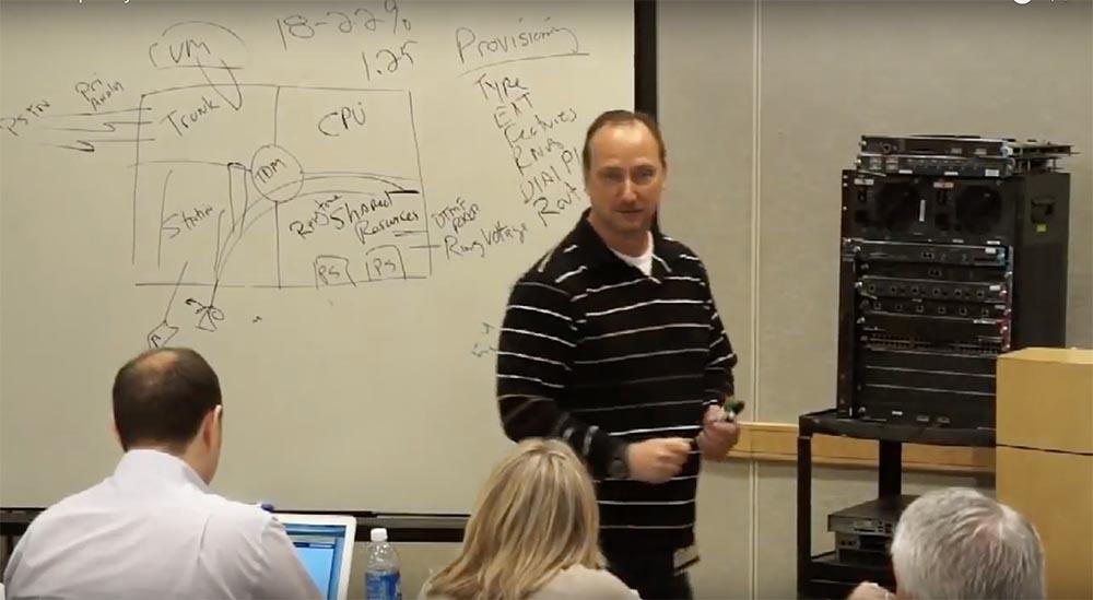 Тренинг FastTrack. «Сетевые основы». «Основы телефонии». Часть 1. Эдди Мартин. Декабрь, 2012 - 1