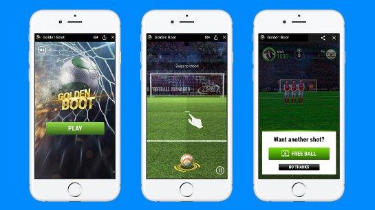 Facebook открыл платформу Instant Games для всех разработчиков