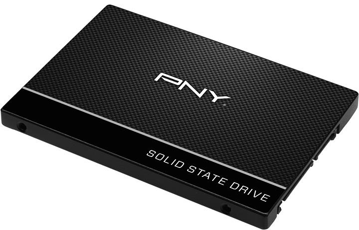 Объем накопителя PNY CS900 увеличен до 960 ГБ