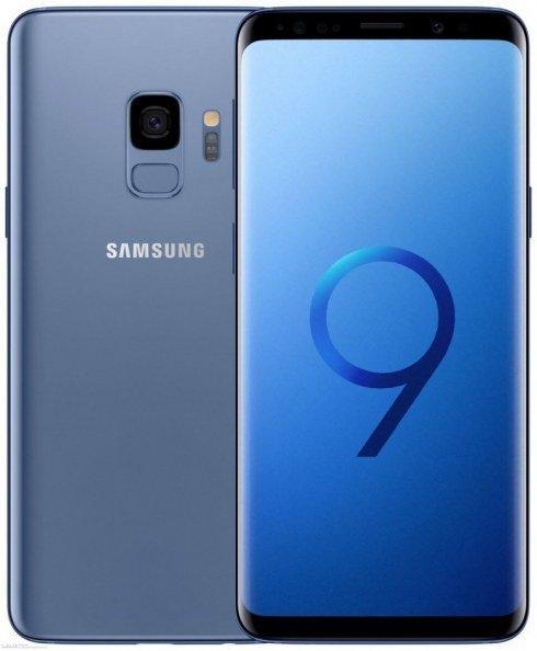 Обновление для смартфона Samsung Galaxy S9 улучшает работу камеры и системы распознавания лиц
