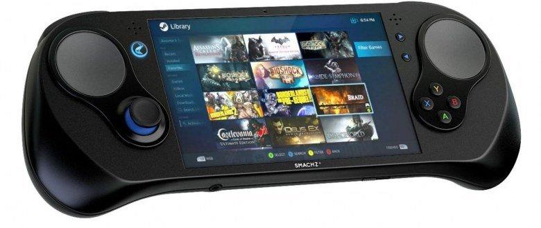 Портативная игровая приставка Smach Z Pro демонстрирует производительность в 40 к с в игре The Witcher 3 - 1