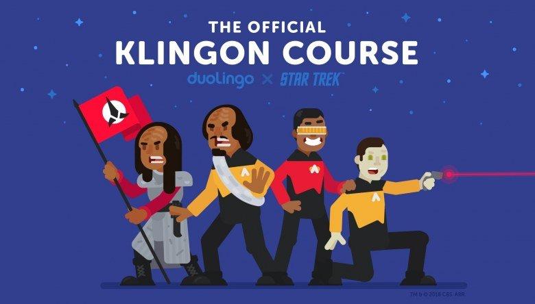 Сервис Duolingo теперь может научить тебя клингонскому - 1