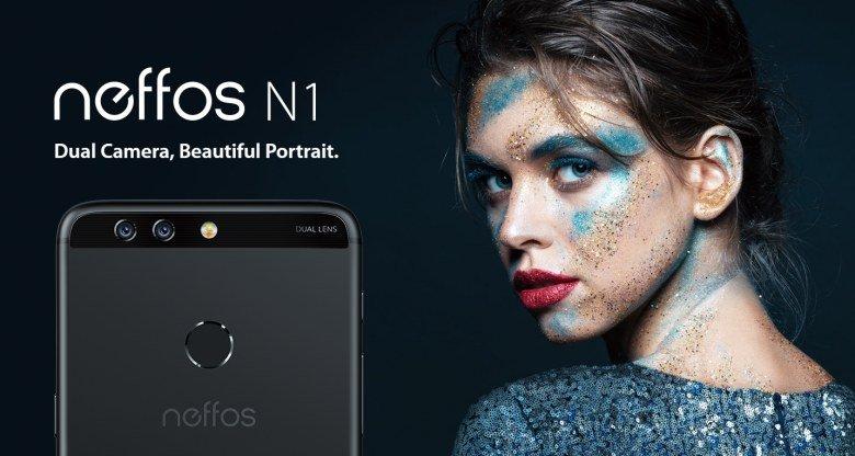 Смартфон TP-Link Neffos N1: металлический корпус, дизайн Huawei P10, сдвоенная камера с датчиками Sony IMX386 и цена в 230 евро - 2