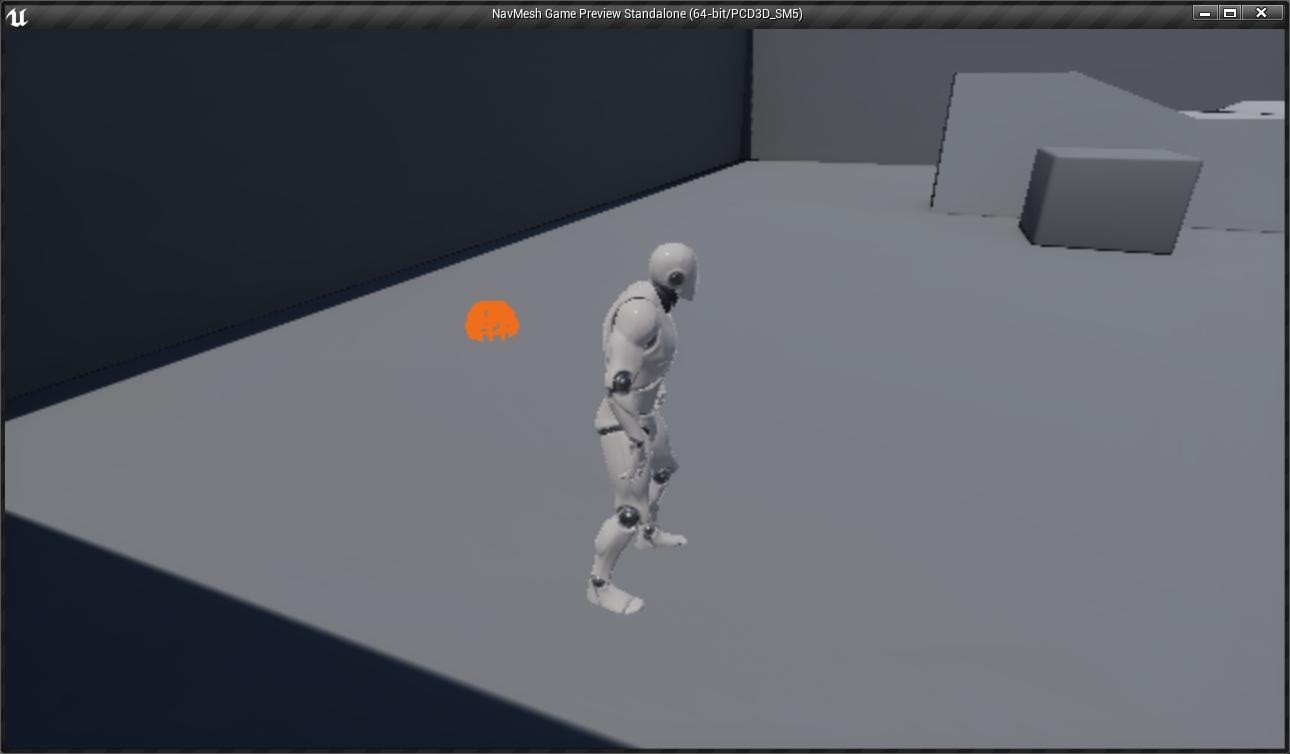 Unreal Engine 4 — как устроенна навигация в NavMeshBoundsVolume - 6
