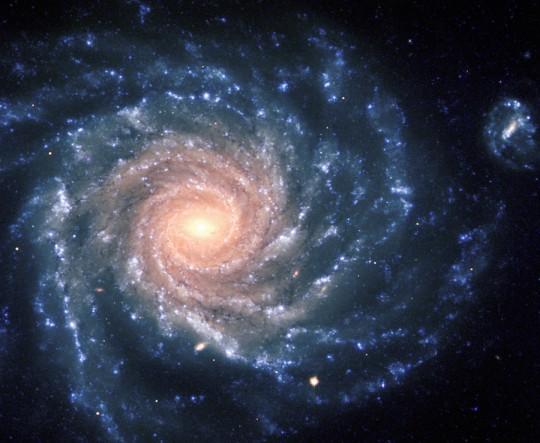 Исследование: все дисковые галактики во Вселенной вращаются с одинаковым периодом - 1