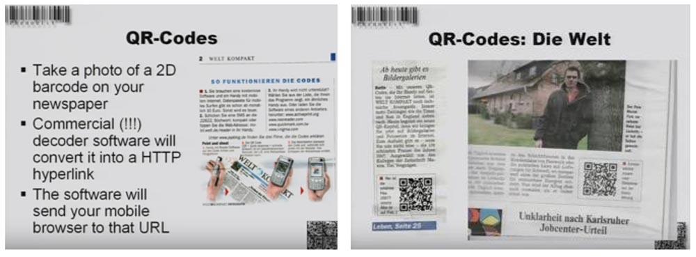 Конференция DEFCON 16. «Игры с баркодами». Феликс Линднер, глава Recurity Labs - 24