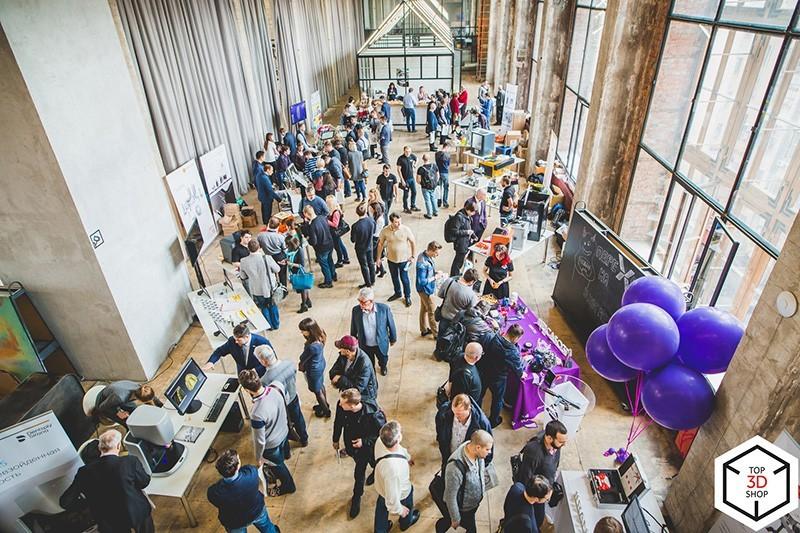 Конференция по цифровому производству Top 3D Expo — 10 апреля - 19