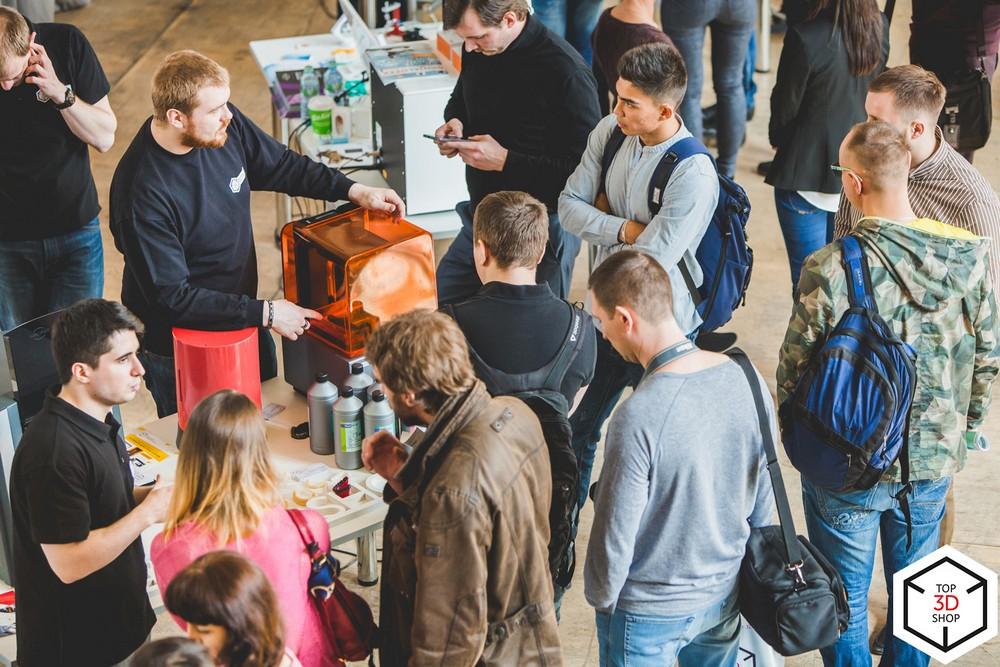 Конференция по цифровому производству Top 3D Expo — 10 апреля - 20