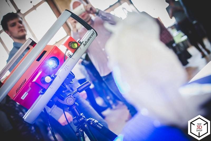 Конференция по цифровому производству Top 3D Expo — 10 апреля - 29