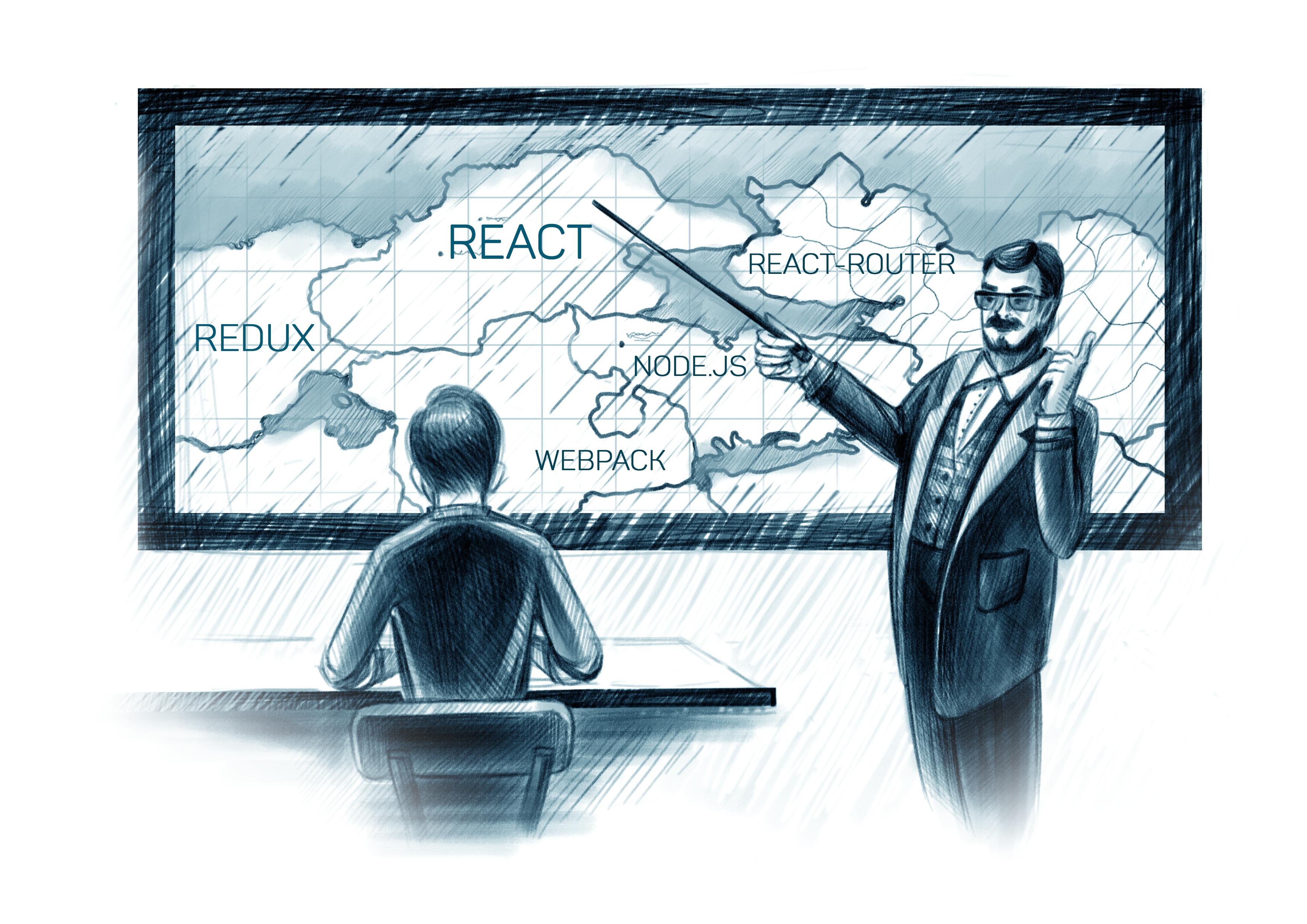Мой опыт консультирования по JavaScript (React-Redux) - 3
