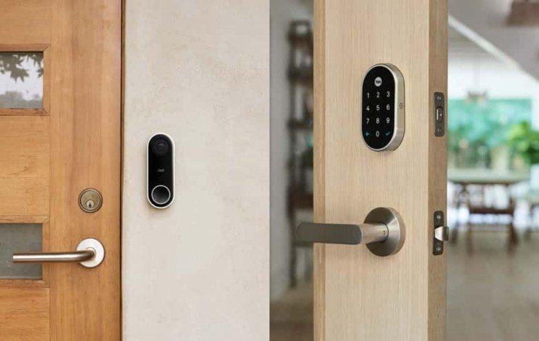 Представлены умный дверной замок Nest x Yale Lock и камера Nest Hello