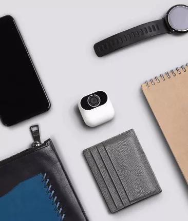 Умная камера Xiaomi Small Silent AI Camera предлагается за $55