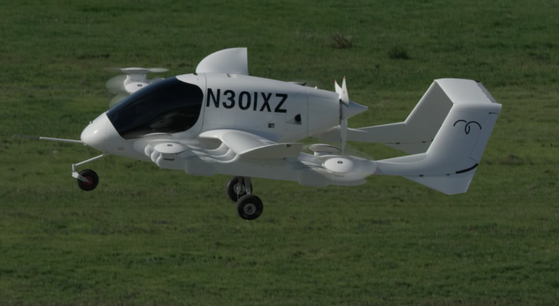 Умные электрические роботакси с вертикальным взлетом и посадкой появились в Новой Зеландии - 1