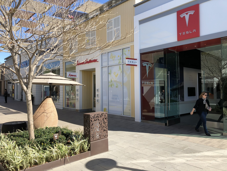Знакомство с Tesla Model 3 - 9