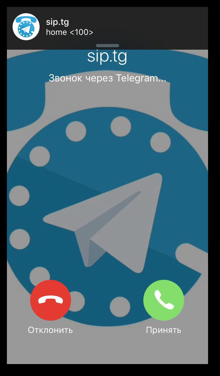 SIP <-> Telegram: sip.tg - 3