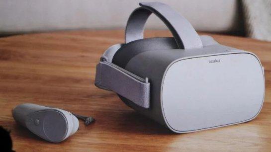Автономная гарнитура Oculus Go будет представлена на мероприятии F8 в Facebook