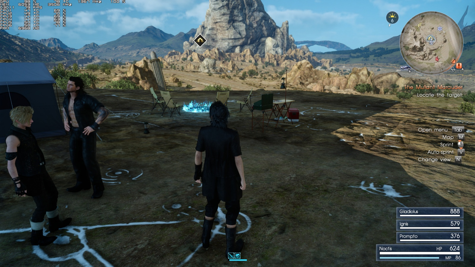 Пиратская версия Final Fantasy XV работает быстрее, чем Steam-версия с Denuvo - 4