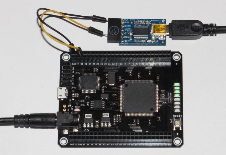 Реализация FizzBuzz на FPGA - 1