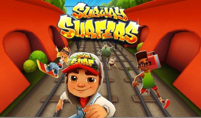 Subway Surfers — первое игровое приложение в Google Play, которое скачали более миллиарда раз