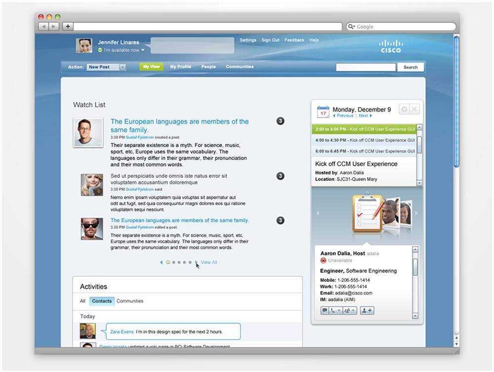 Тренинг FastTrack. «Сетевые основы». «Программные продукты для совместной работы от Cisco». Эдди Мартин. Декабрь, 2012 - 6