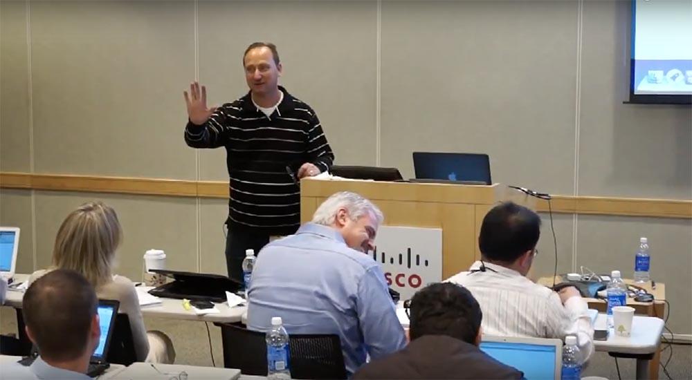 Тренинг FastTrack. «Сетевые основы». «Программные продукты для совместной работы от Cisco». Эдди Мартин. Декабрь, 2012 - 1