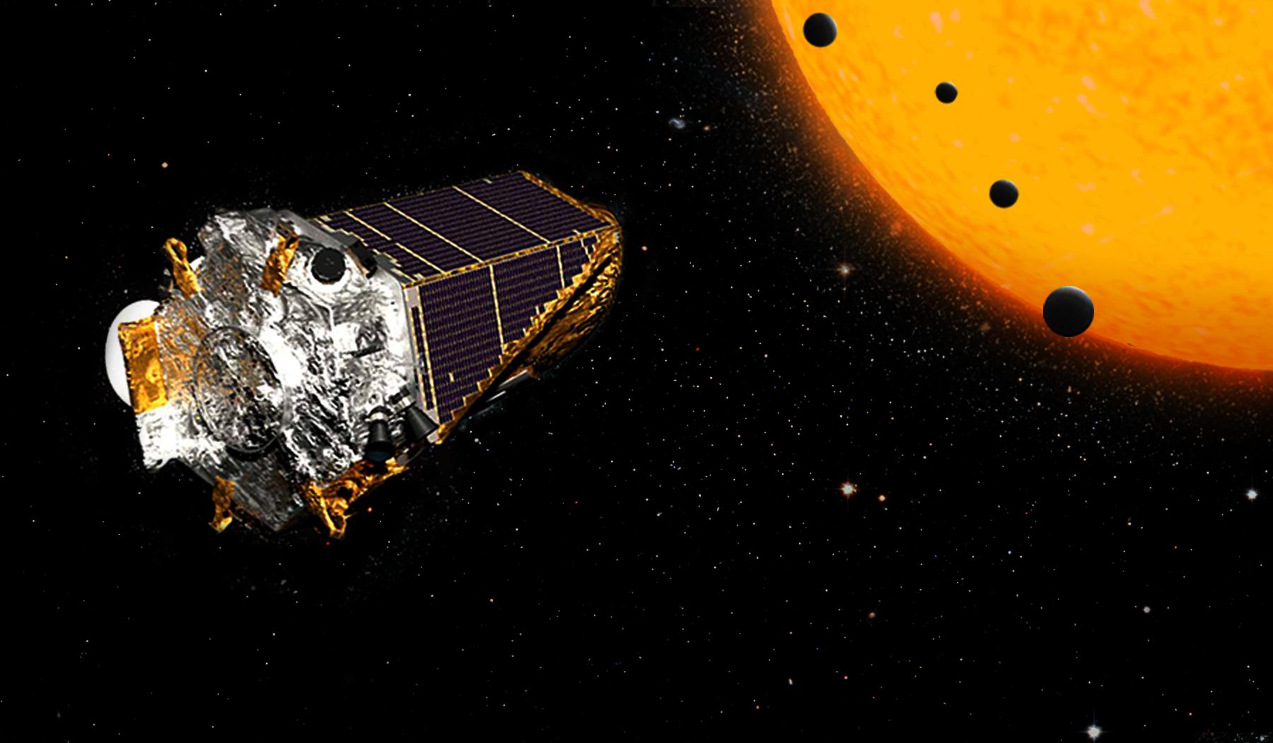У телескопа «Кеплер» заканчивается топливо. Финал уже близок - 2