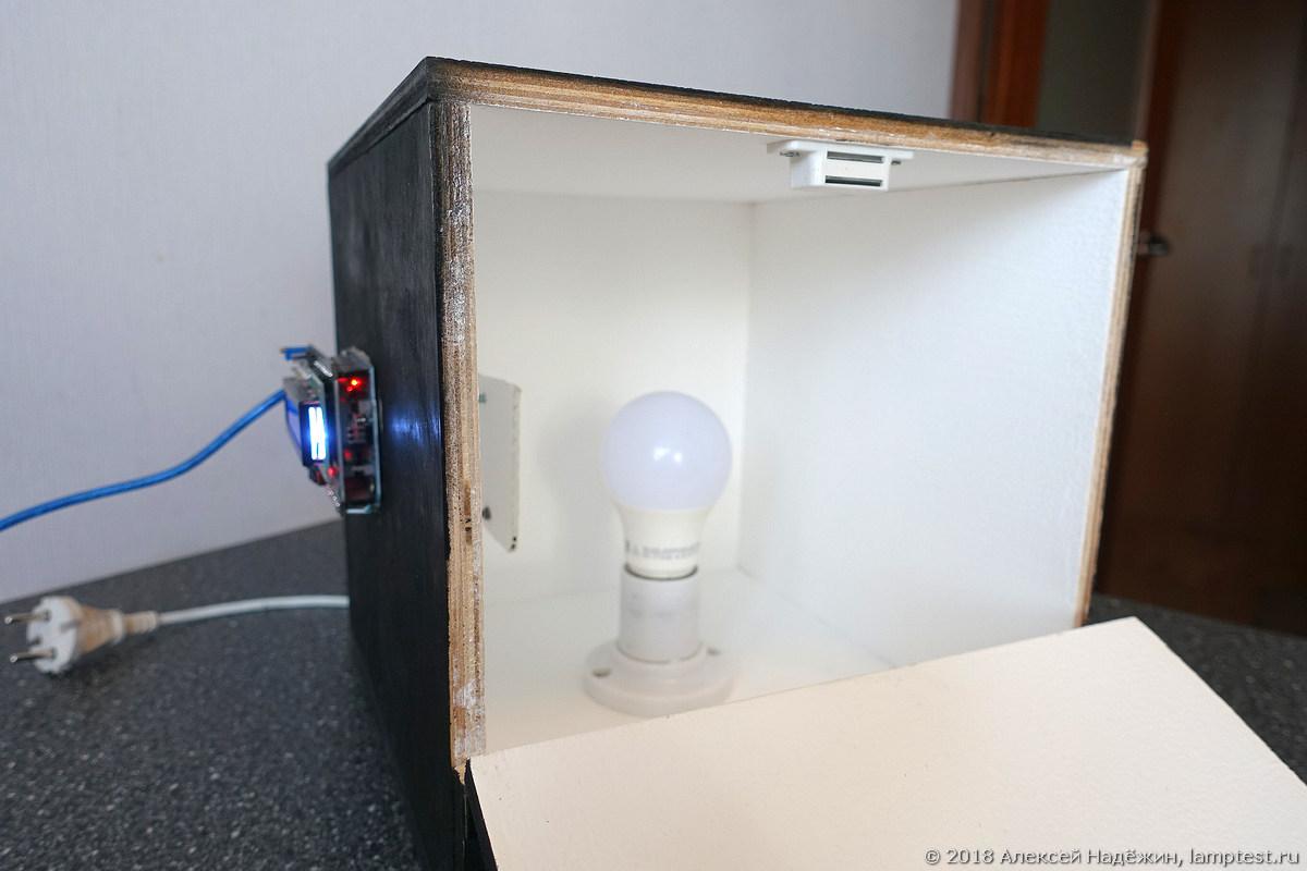 Анализатор яркости Lamptest-1 - 7