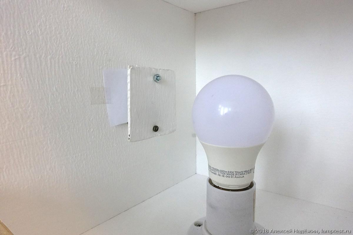 Анализатор яркости Lamptest-1 - 8