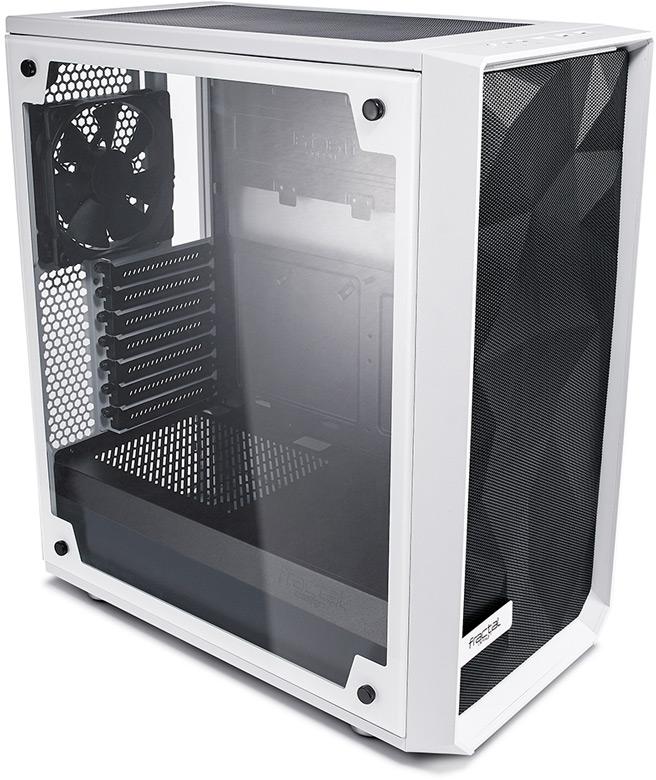 Розничная цена Meshify C White – TG примерно равна $108