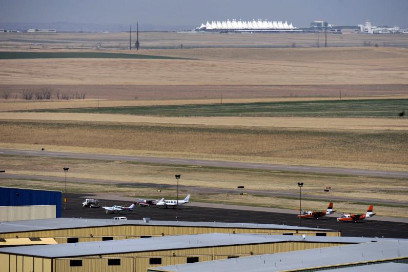Девять кругов бюрократии: как аэропорт в Денвере пытается получить лицензию космодрома - 1