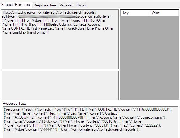 Интеграция 3CX с собственной CRM-системой: генератор шаблонов CRM - 3