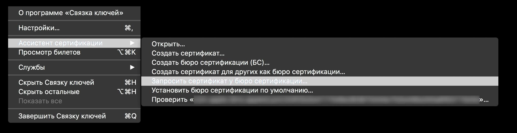 Как сделать Push уведомления в браузере Safari на macOS - 7