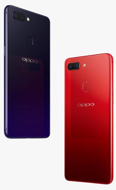 Оснащенные экранами OLED смартфоны Oppo R15 и R15 Dream Mirror Edition представлены официально - 4