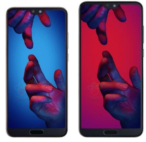 Стали известны европейские цены смартфонов Huawei P20 и P20 Pro