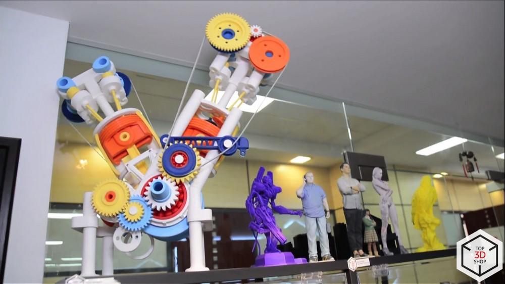 3D-влог: все о цифровом производстве — #1 Знакомимся - 10