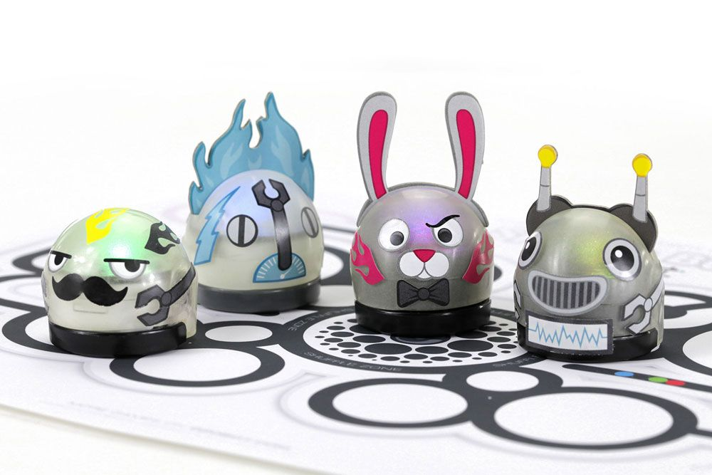Игрушки-роботы для детей: для обучения и развлечения - 13